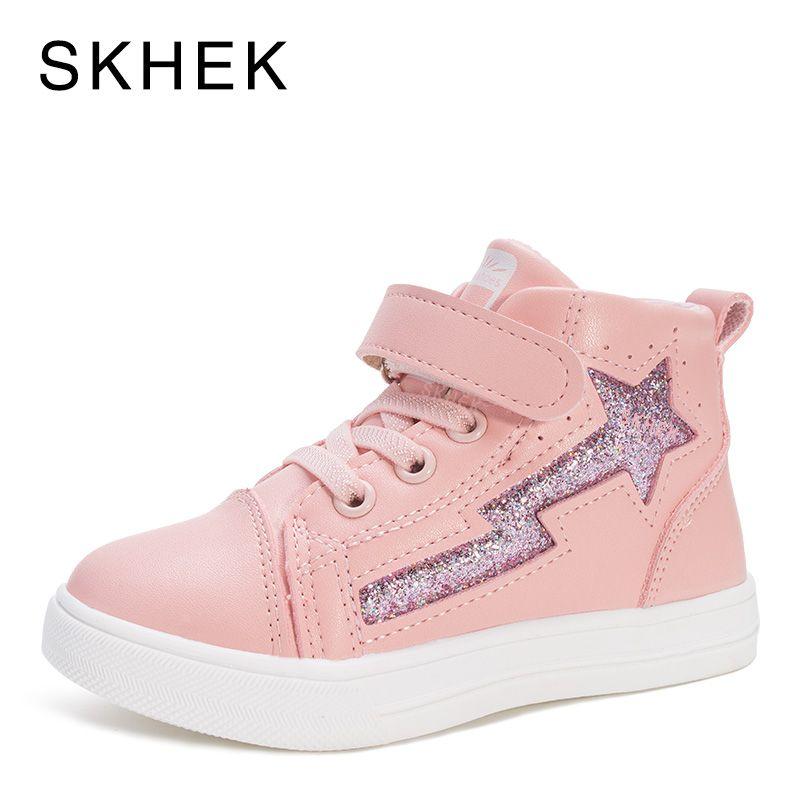 SKHEK Kids Girl Boys Girls Sneakers Toddler Baby Girl ...