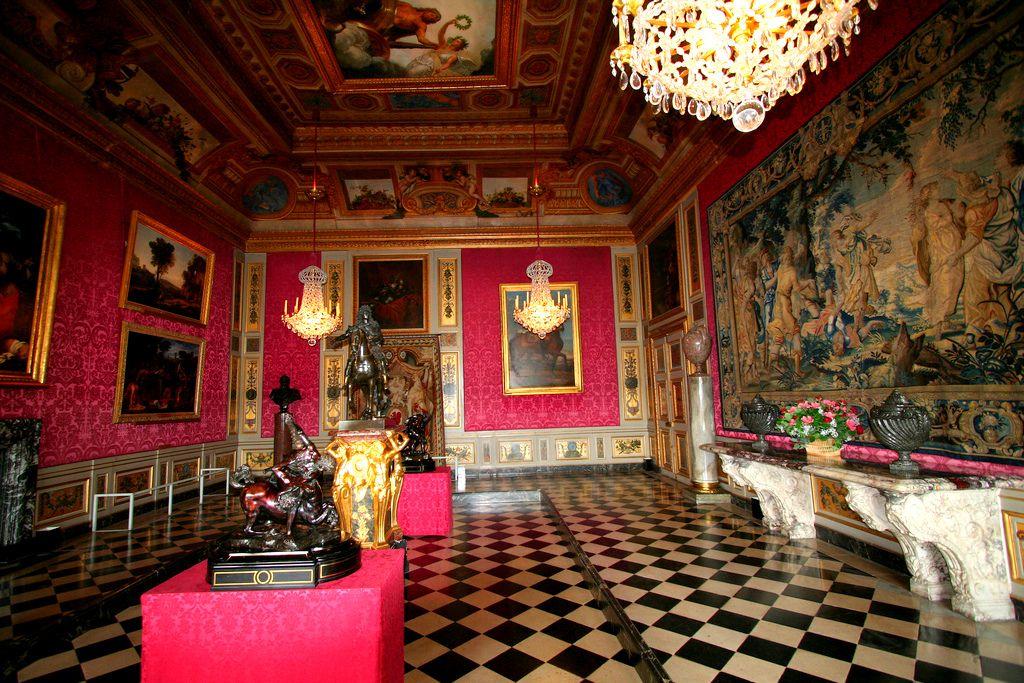 interior architecture 17th century france | style combining architecture interior  design and landscape design the .