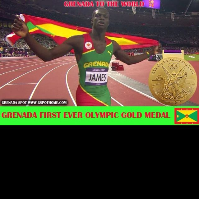 Kirani James a job well done