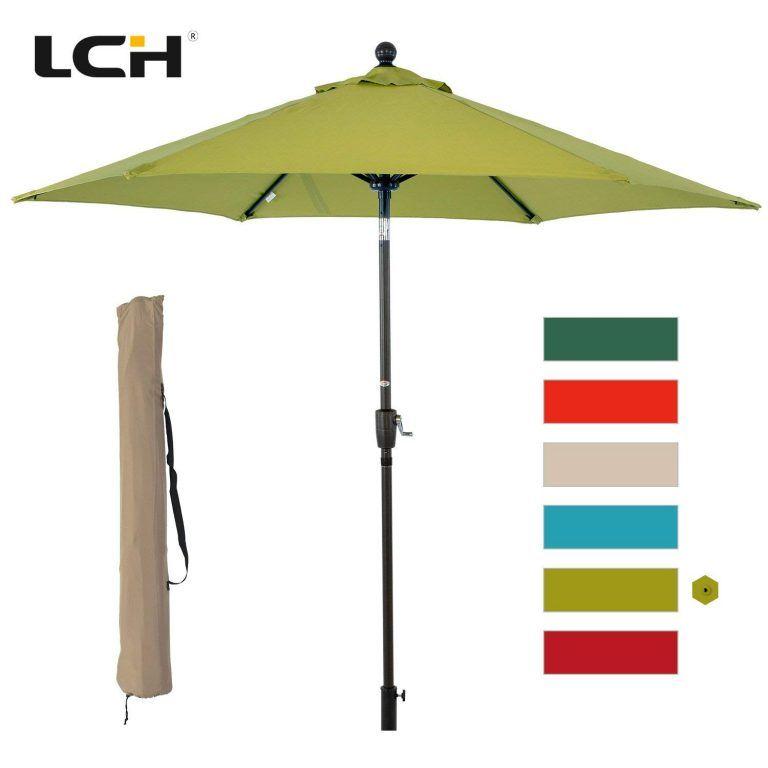 Top 10 Best Patio Umbrellas In 2020