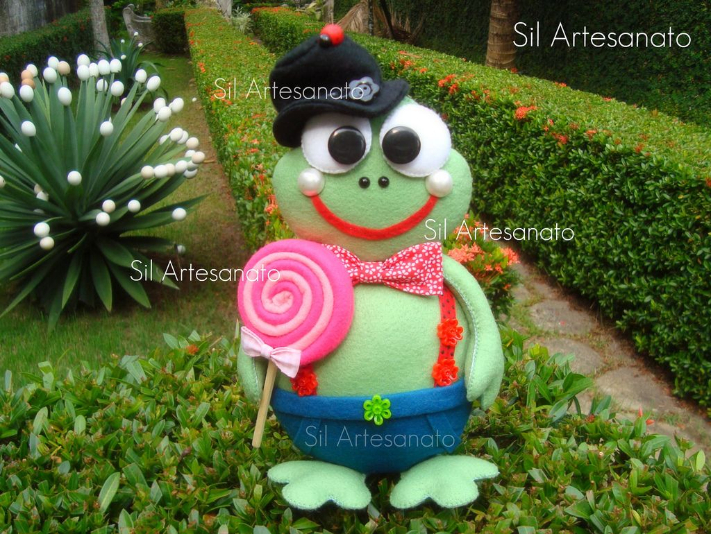 Little Frog   by Sil Artesanato