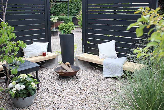 ein neues pl tzchen in unserem drau enwohnzimmer gartendeko pinterest garten garten ideen. Black Bedroom Furniture Sets. Home Design Ideas