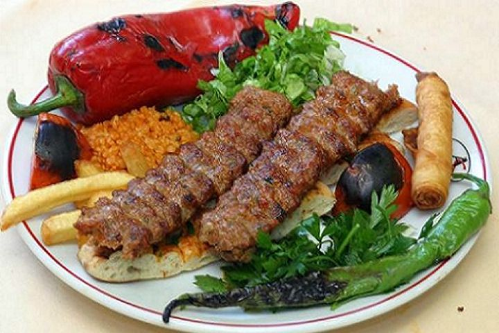 Adana Kebab Recipe Yummly Recipe Kebab Recipes Adana Kebab Recipe Turkish Recipes