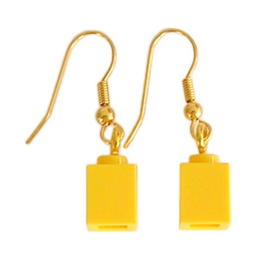 LEGO Earrings Bricks 1x1  NEW!!!