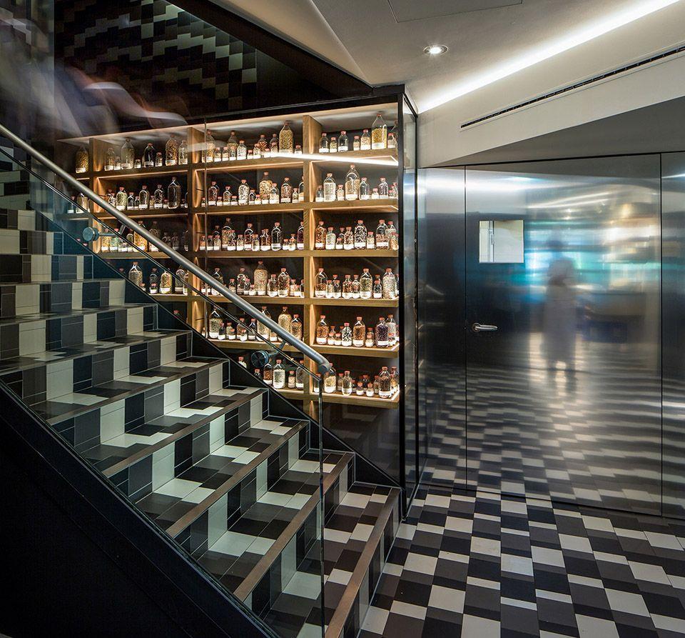 内外之间----世界上最好餐厅之一,维也纳Steirereck餐厅增改... - 餐饮空间 - 马蹄网|MT-BBS