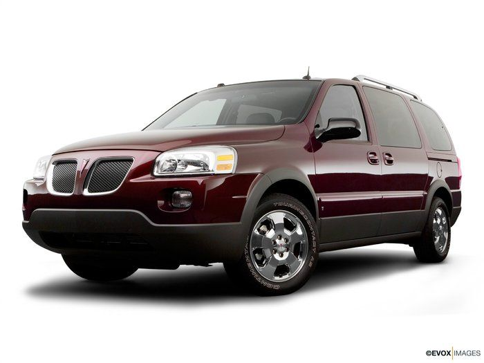 2006 Pontiac Montana Sv6 Information Cars And Motorcycles