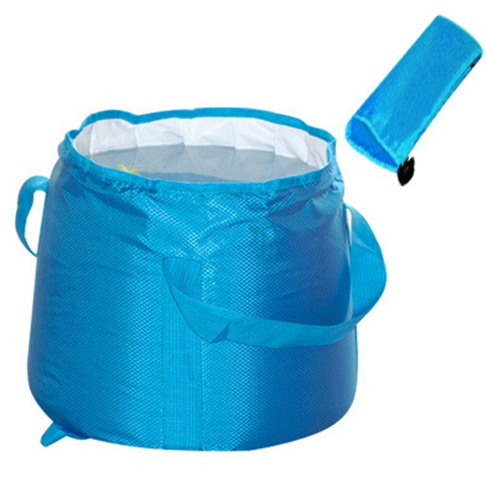 Hot Sell Outdoor Portable Folding water bucket 20L And 12L