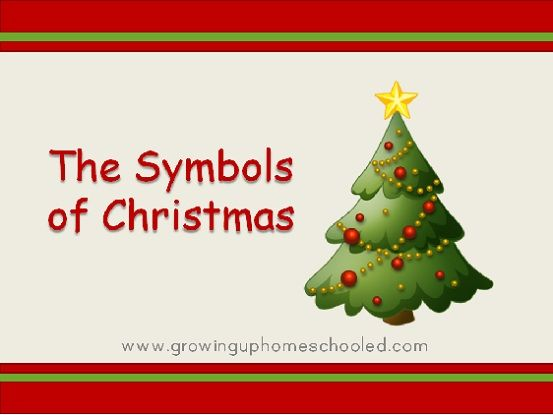 The Symbols Of Christmas Why We Decorate Free Powerpoint Christmas Sunday School Preschool Christmas Christmas Lesson