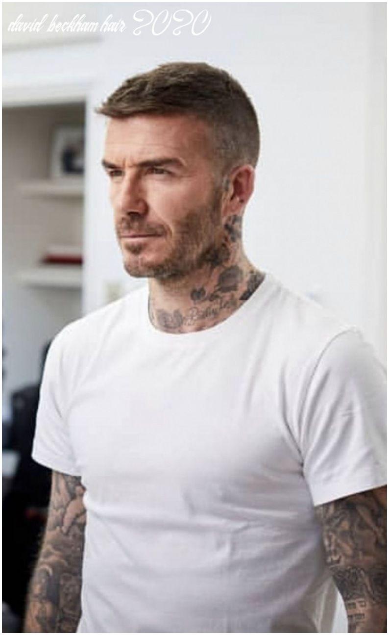 10 David Beckham Hair 2021
