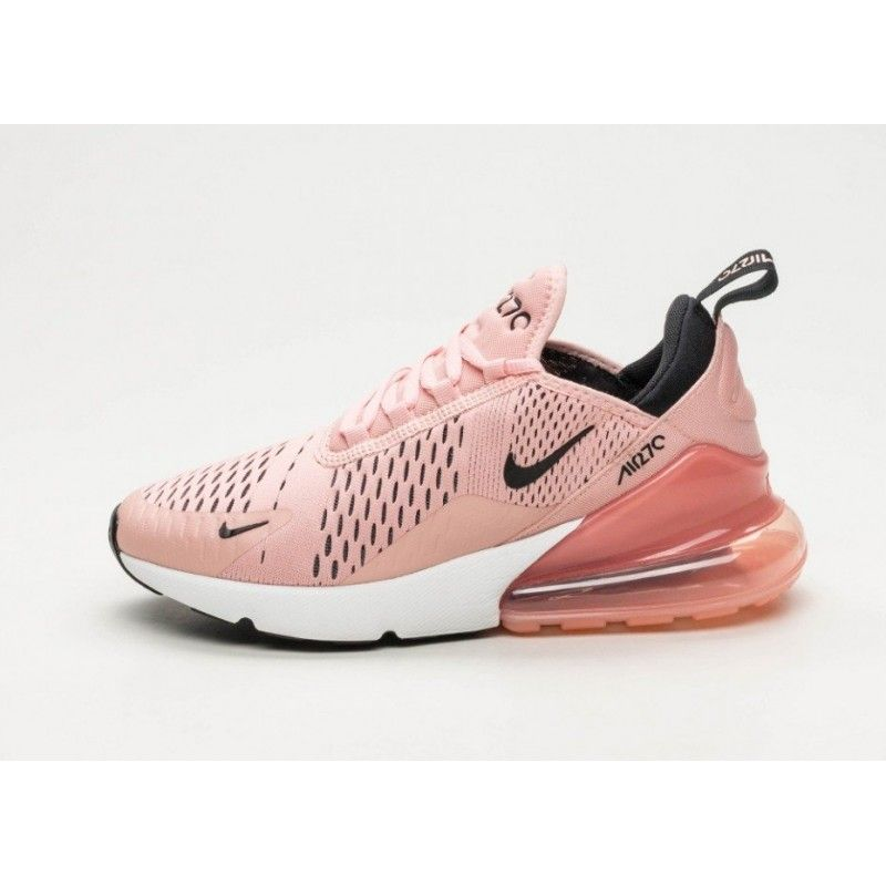 Nike Womens Air Max 270 Coral Stardust Pink White AH6789 600