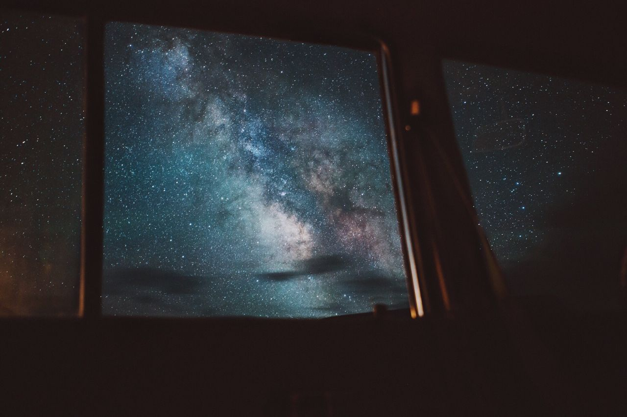 Open window at night - Eartheld Forrestmankins Falling Asleep Most Nights With The Stars Above And The Cool Air Coming In Through The Open Window