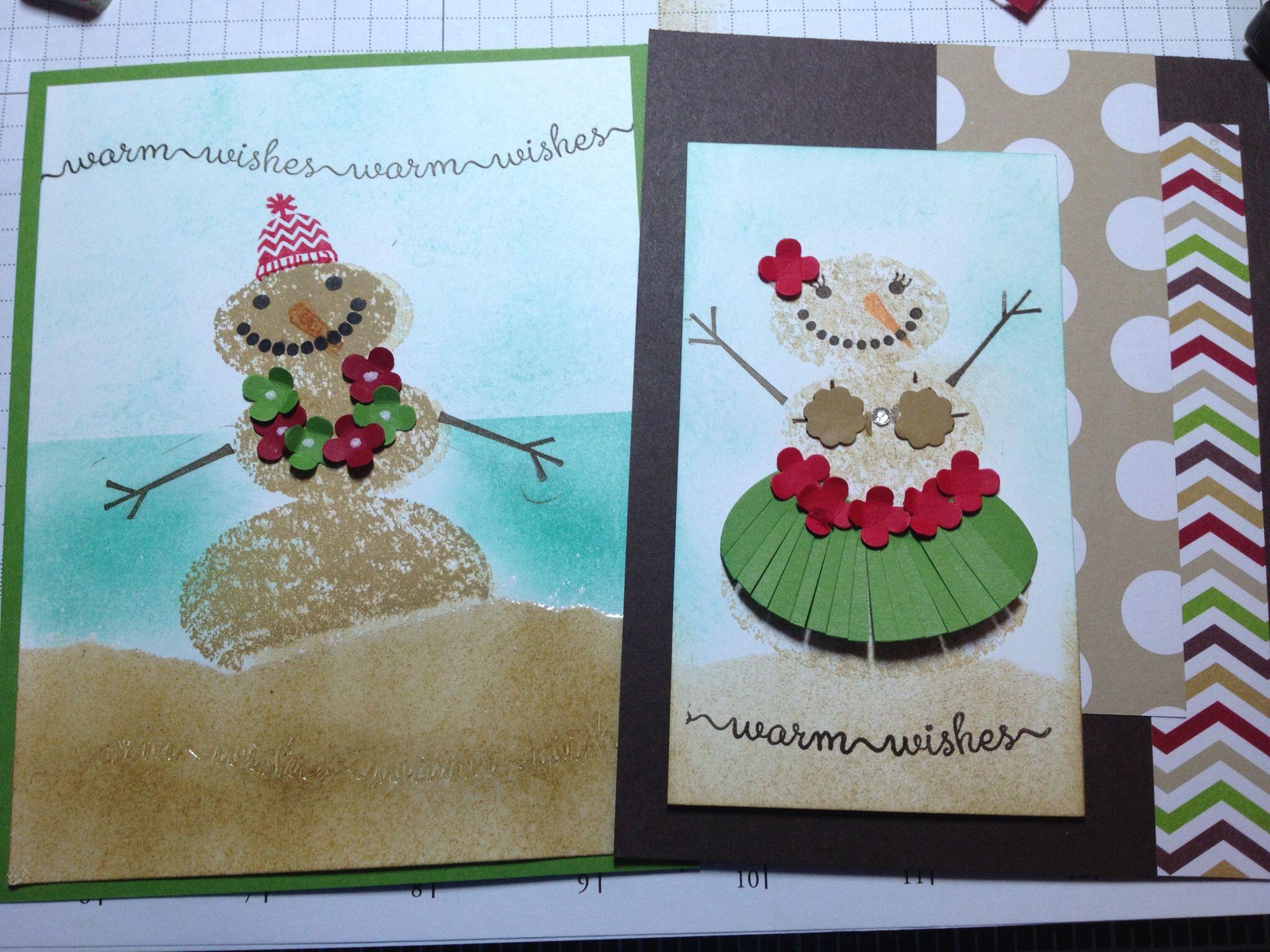 More Fun With Sandman Hi Day Greeting Cards My Original Creations