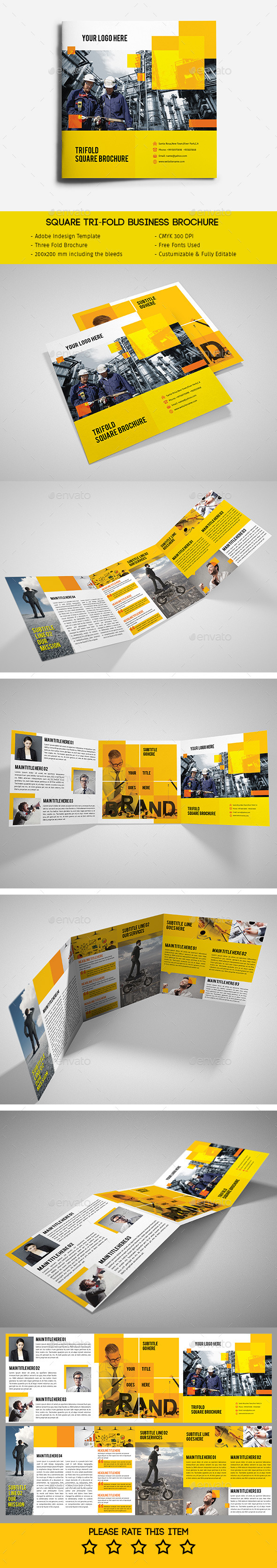 Square tri fold business brochure template design download http square tri fold business brochure template design download httpgraphicriveritemsquare trifold business brochure 11915043refksioks friedricerecipe Image collections