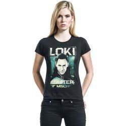 Photo of Loki Master Of T-Shirt