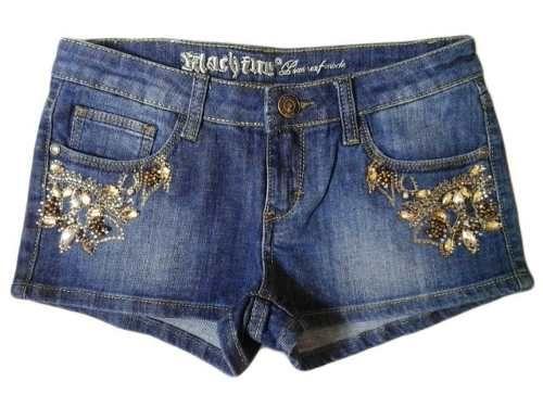 99eab2e126a short - jean - mujer - importado - machine - lifestyle® Mercado Libre