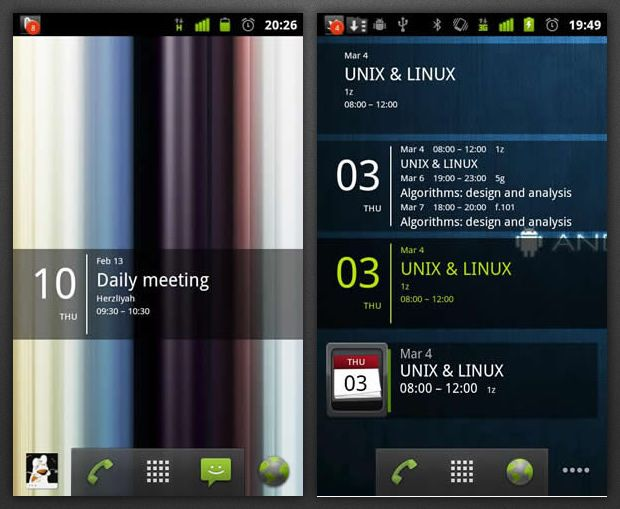 Simple Calendar Widget 40 Android Apps To Boost Your
