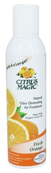 Citrus Magic  Odor Eliminating Air Freshener Natural  Citrus Magic  Odor Eliminating Air Freshener Natural