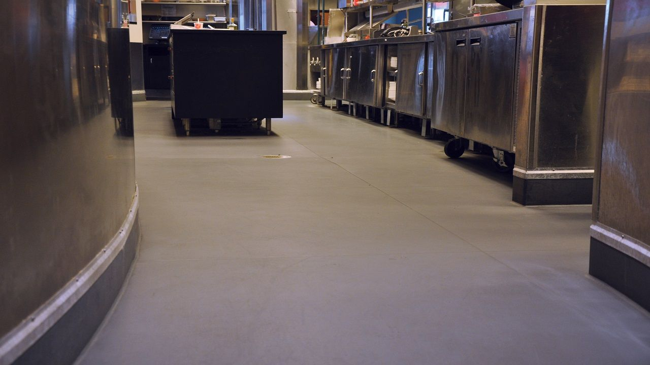 Fußboden Gewerbliche Küche ~ Gewerbliche küche bodenbelag optionen gewerbliche küche