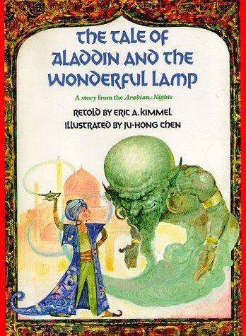 aladdin fairy tale story