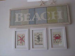 Diy Ocean Themed Wall Art User Post Easy Diy Beach Creatures