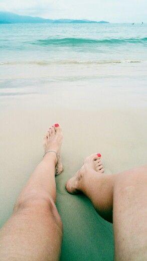Praia Daniela. Florianopolis