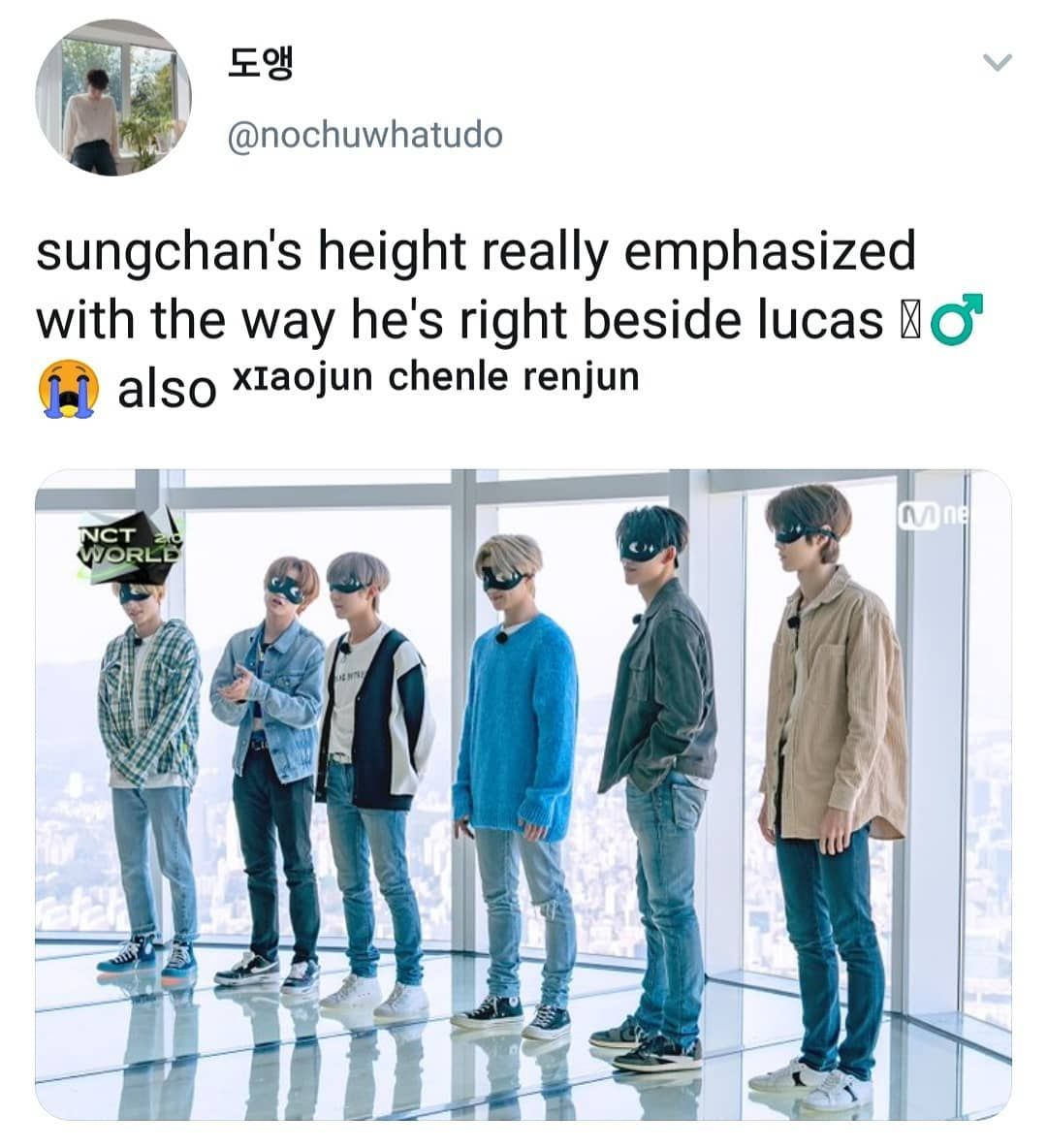 Awesome Lucas Kpop Height wallpapers to download for free greenvirals