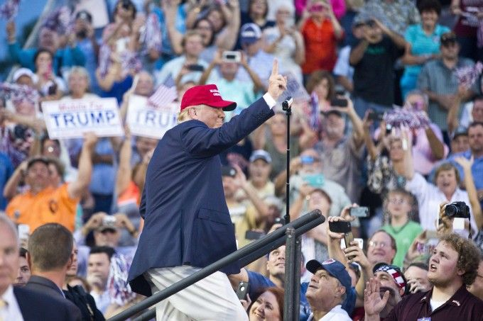 New Reuters/Ipsos Poll says Trump supporters will not support GOP if BLOCKED from nomination!