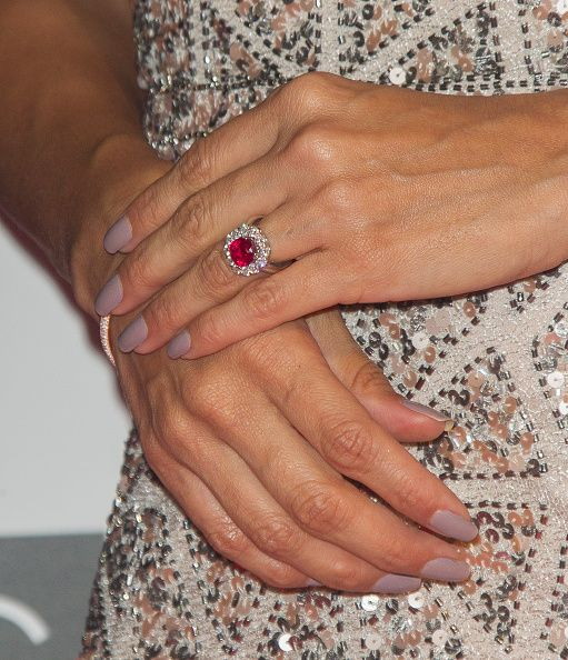 Eva Longoria Engagement Ring
