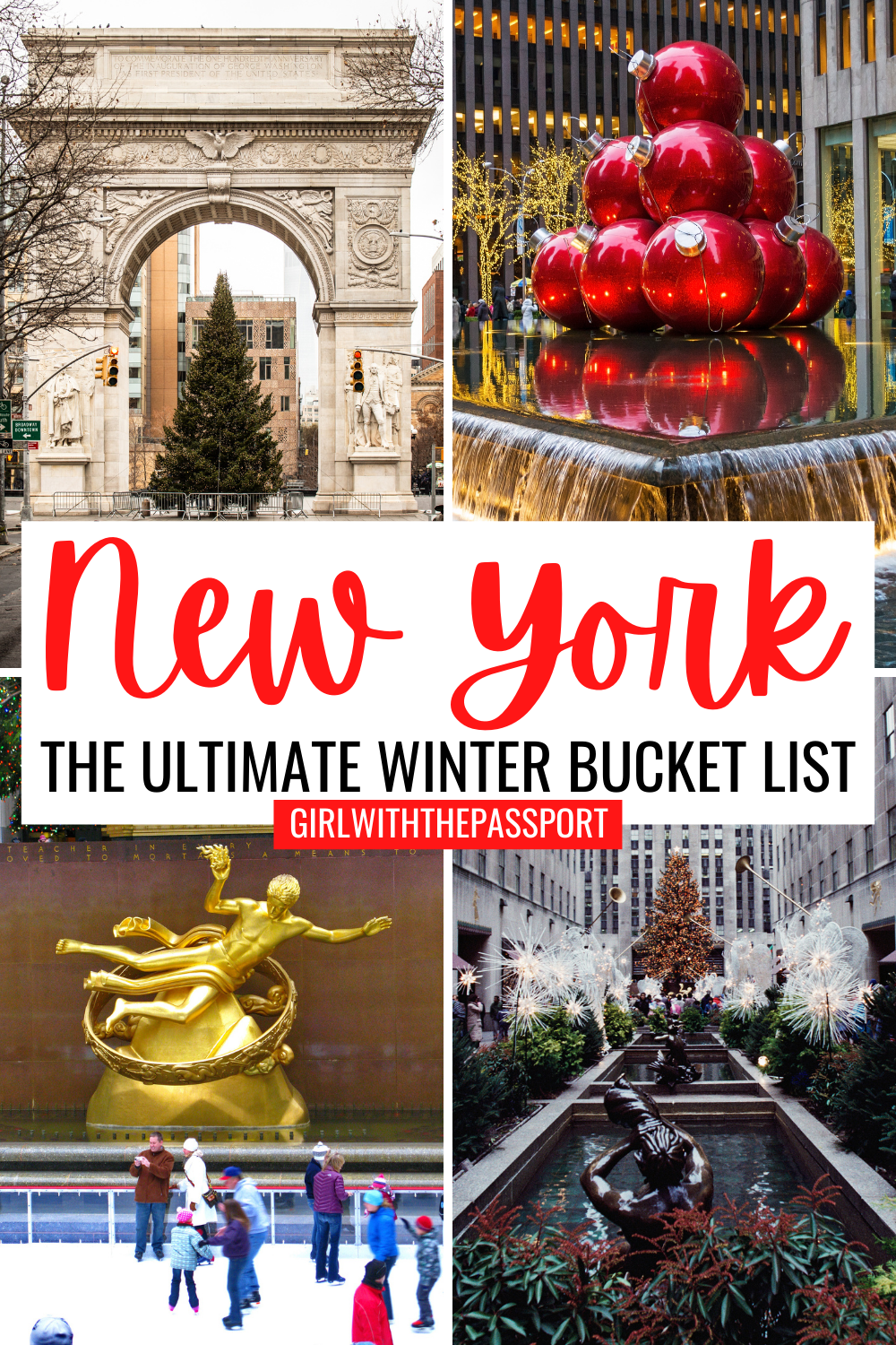 A Local's Ultimate Winter Bucket List for New York City in 2020