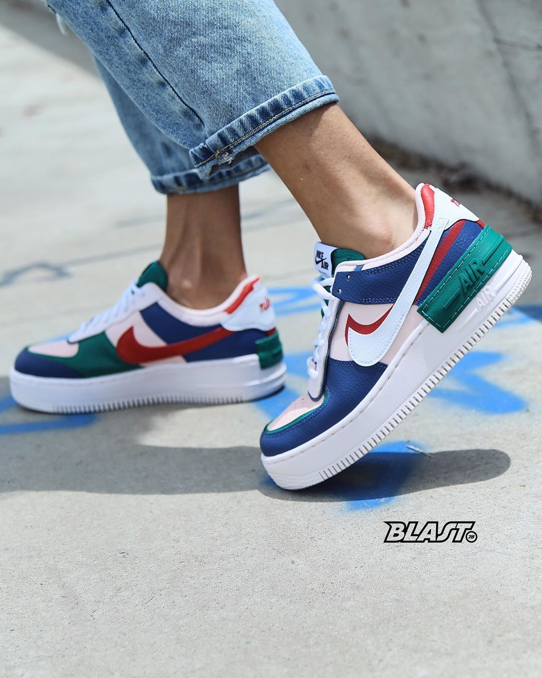 air force 1 zapatillas mujer