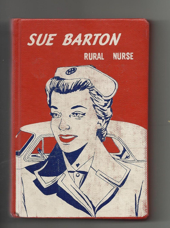Vintage Popular Book From Sue Barton Nurse Series Title Issue