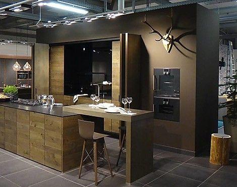 Holzküche aus Alteiche - Forum Traumküchen Pinterest