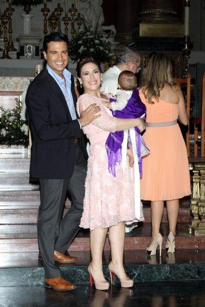 Jaime Camil y Angélica Vale, los 'compadres' se encuentran ... |Angelica Vale Y Jaime Camil