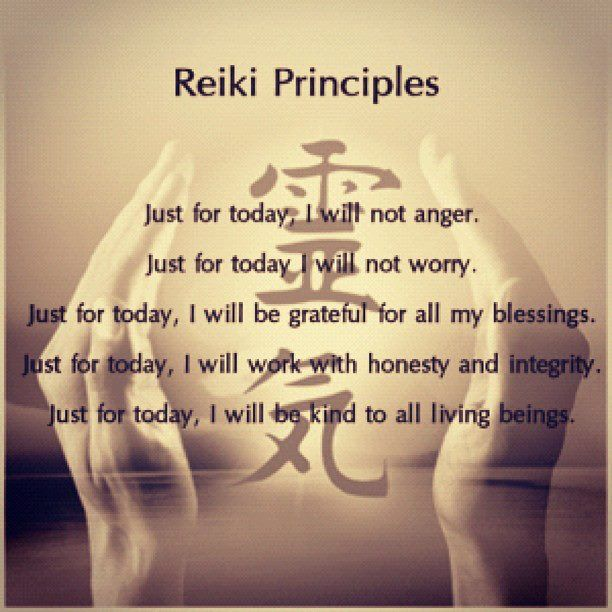 My Life with Reiki
