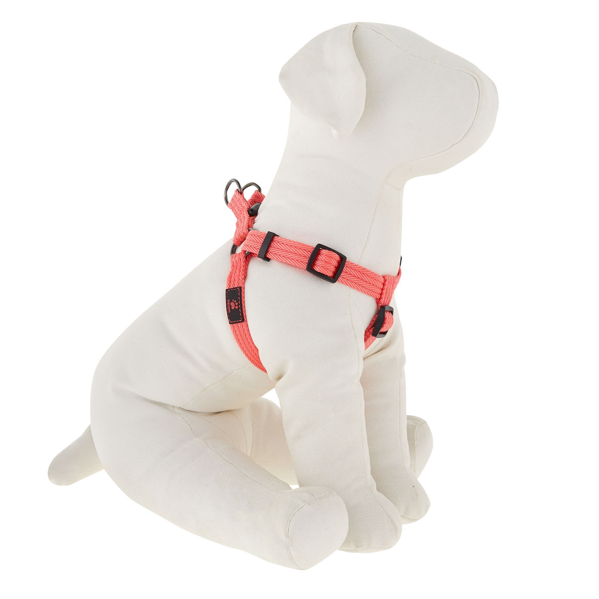 Top Paw Step In Adjustable Dog Harness Dog Harness Training