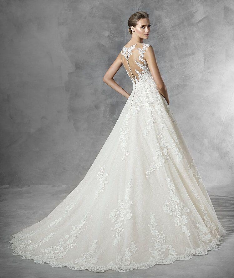 1600,00€ · vestido novia primadonna pronovias · vestido talla 42 de