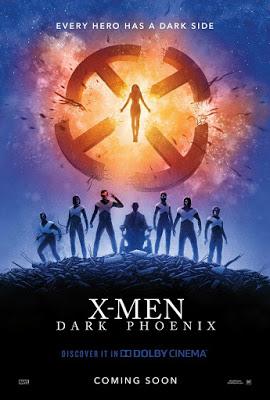 Dark Phoenix Trailers Tv Spots Clips Featurettes Images And Posters Dark Phoenix X Men Movie Posters