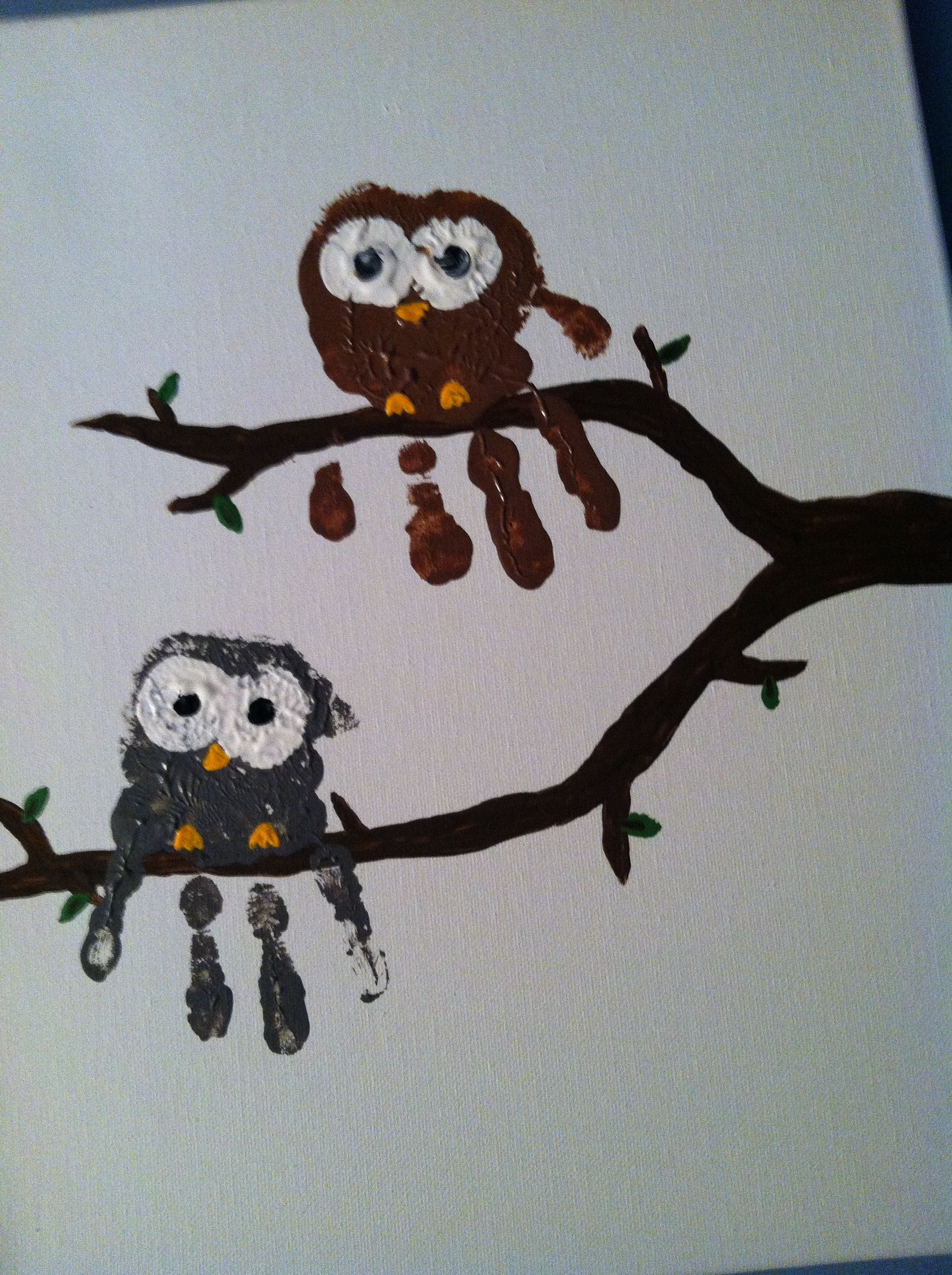 25 Owl Crafts for Six Year Olds #cutecreatures