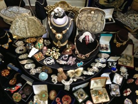 "UNCOVERED All That Glitters Vintage Guest Blog -  Vintassion Seller Marieanne of All That Glitters Vintage very kindly shares with us her passion for sourcing, collecting and selling ""the very best vintage has to offer""..."