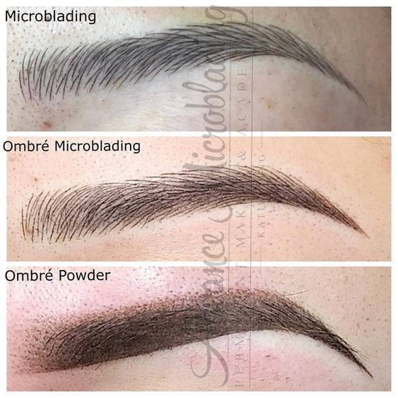 How To Shape Perfect Brows Permanent Brows