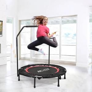 Fitness Trampoline for your home. Try something new!  #trampoline #fitness #40inch #exercise #fun