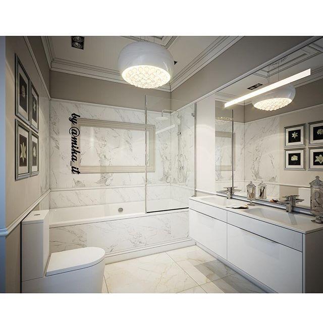 Пока ждём багаж)) апартаменты. Ванная комната. #egorova_marina #domoff_interiors #domoff_group #domof #зеленина2_dg