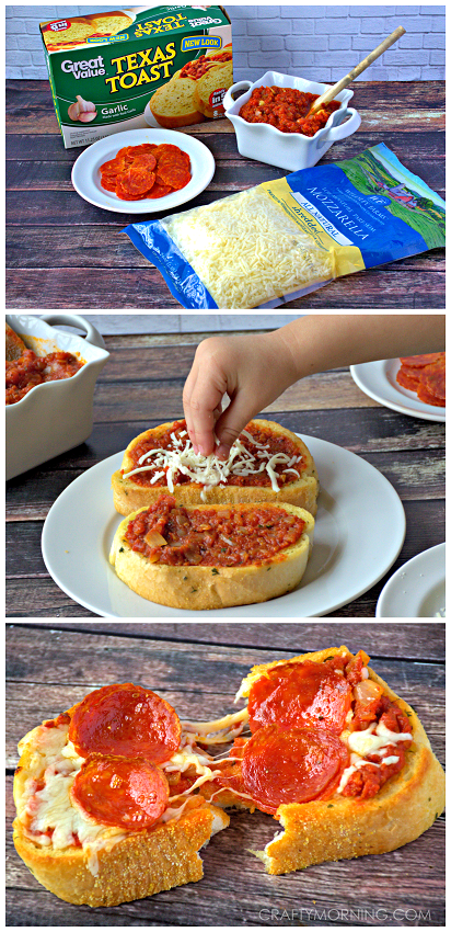 Quick and easy texas toast pizza recipe for kids yummy dinner or quick and easy texas toast pizza recipe for kids yummy dinner or lunch idea forumfinder Image collections