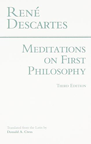 Meditations on First Philosophy (Hackett Classics) by Ren