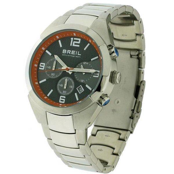 21c618b32402a2 Orologio da Polso Uomo Cronografo in Acciaio Breil GAP TW1381 ...