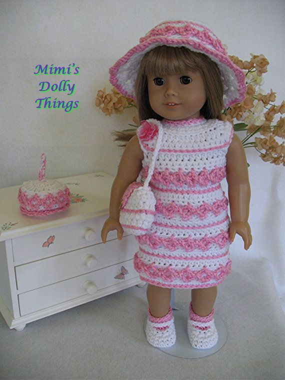 18 in doll clothes for American girl and similar 18 in Dolls ...