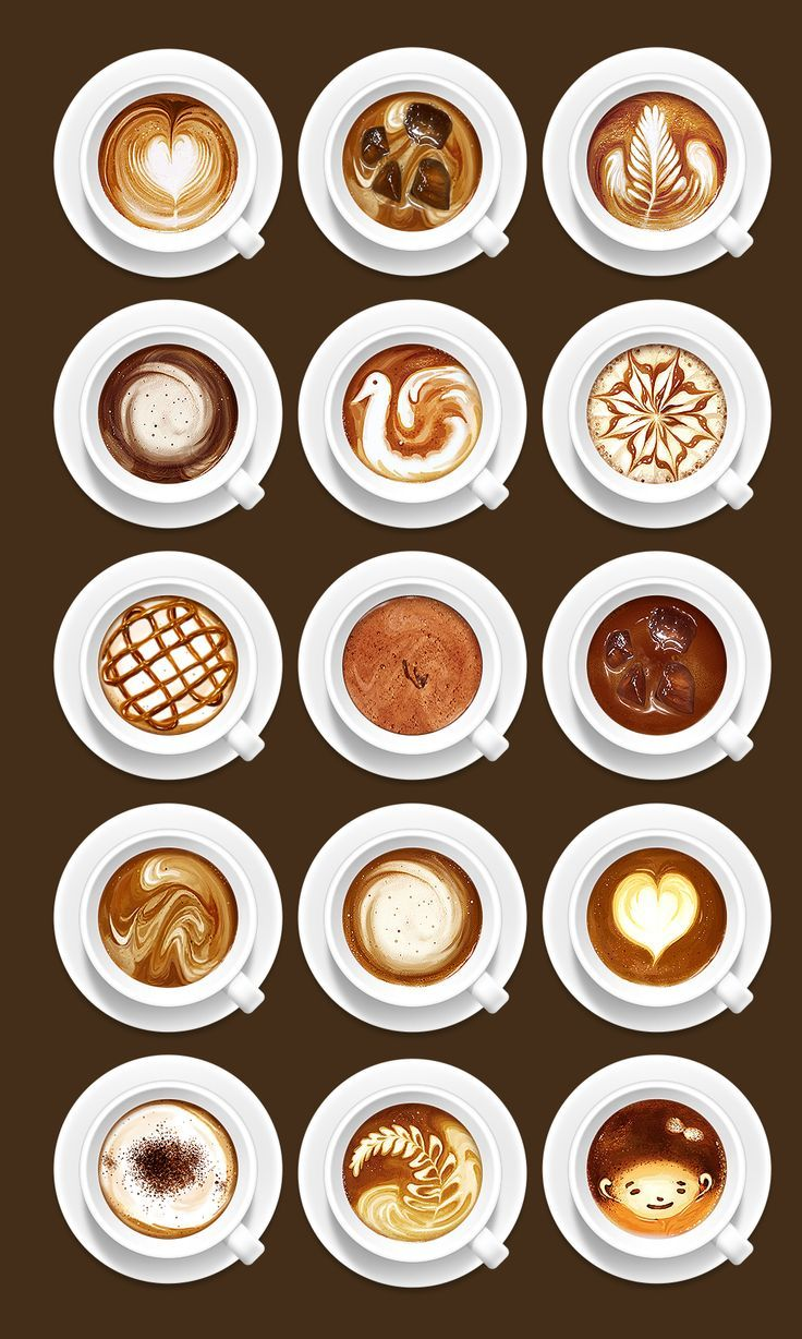 Things We Love Coffee Art With Images Coffee Art Coffee Png