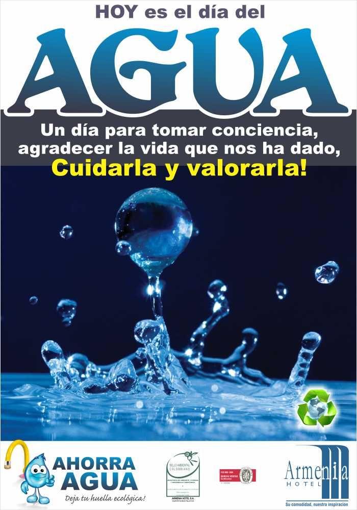 22 de marzo d a internacional del agua ahorro de agua for Ahorro de agua