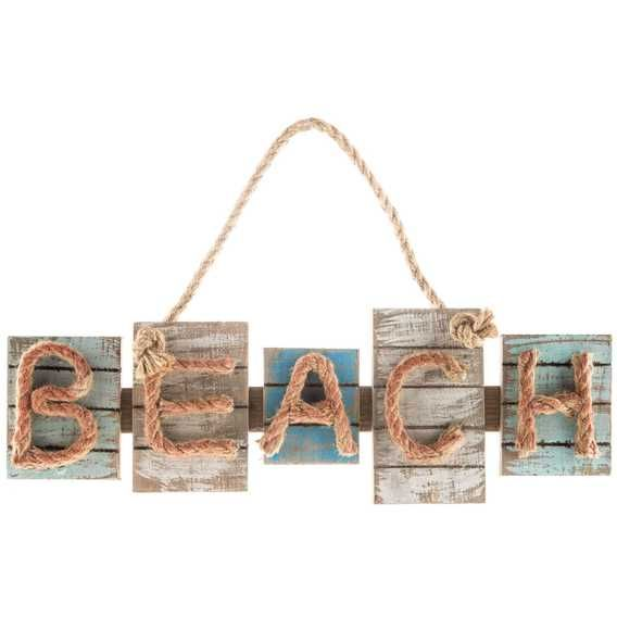 Hobby Lobby 442 Relaxing Beach Themed Table Hobbies And