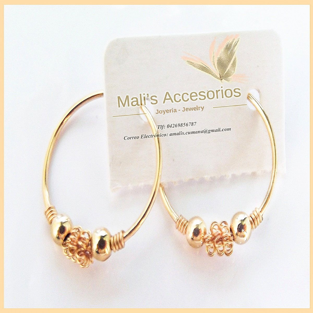 Gold Earrings hoop. Hoop Earrings for girl, gift for baby ...